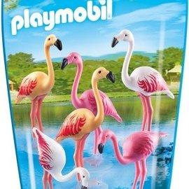 Playmobil Playmobil - Flamingo's (6651)