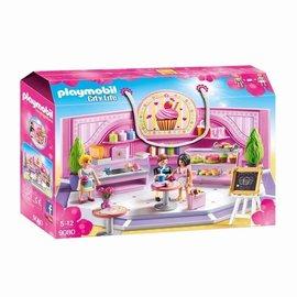 Playmobil Playmobil - Taartenwinkel (9080)