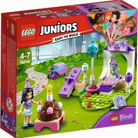 Lego Lego 10748 Emma's huisdierenfeestje