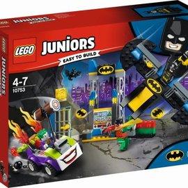 Lego Lego 10753 Joker Batcave aanval