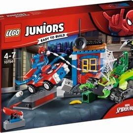 Lego Lego 10754 Spiderman vs Scorpion straatduel