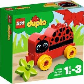 Lego Lego 10859 Mijn eerste lieveheersbeestje
