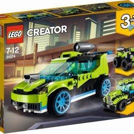 Lego Lego 31074 Raket rallyauto