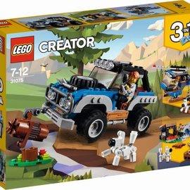Lego Lego 31075 Avonturen in de wildernis
