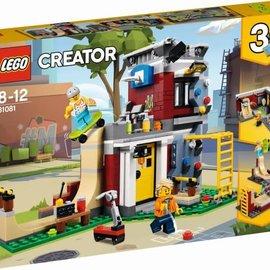 Lego Lego 31081 Modulair skatehuis