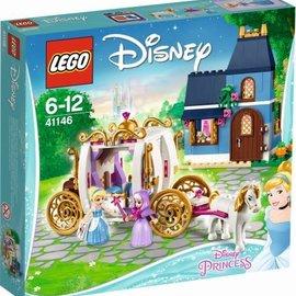 Lego Lego 41146 Assepoesters droomkasteel