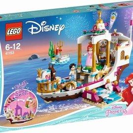 Lego Lego 41153 Ariel's koninklijke feestboot