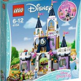 Lego Lego 41154 Assepoesters droomkasteel