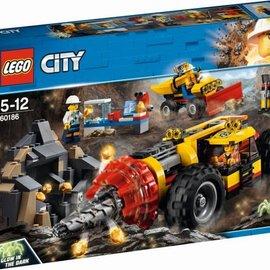 Lego Lego 60186 Zware mijnbouwboor