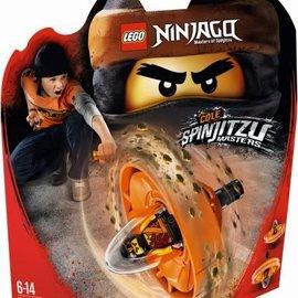 Lego Lego 70637 Ninjago Spinjitzu Master Cole