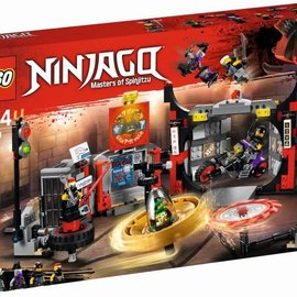 Lego Lego 70640 S.O.G. Hoofdkwartier