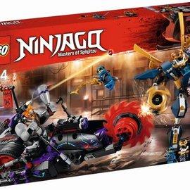 Lego Lego 70642 Kollow vs Samurai X