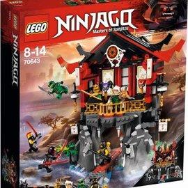 Lego Lego 70643 Tempel van Wederopstanding