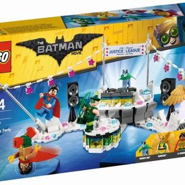 Lego Lego 70919 Batman Het Justice league jubileumfeest