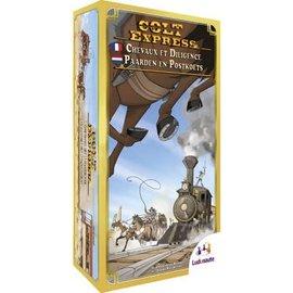 Colt Express - Paarden en postkoets (uitbreiding)