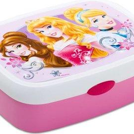 Mepal Mepal Campus Lunchbox - Disney Prinses