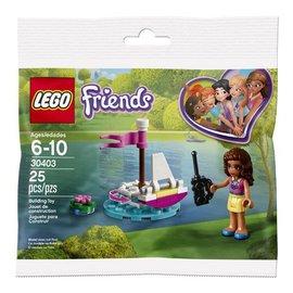 Lego Lego 30403 Olivia's RC Boot
