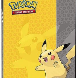 Pokémon kaarten: Map Pikachu 9 pockets