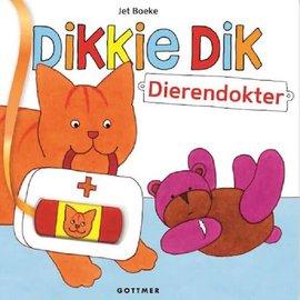Dikkie Dik dierendokter (kartonboek)
