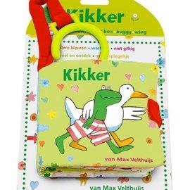Kikker babyspeelboekje (bed-box knisperboekje)