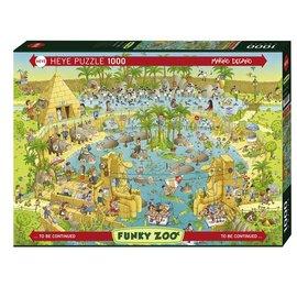 Heye Heye Nile Habitat 1000 stukjes
