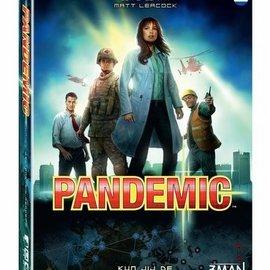 Z-Man Games Z-Man Games Pandemic NL