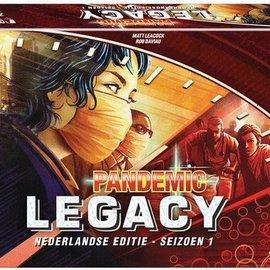 Z-Man Games Z-Man Games Pandemic Legacy Red