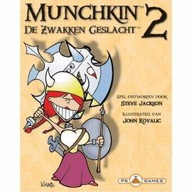 PS Games Munchkin - De Zwakken Geslacht 2