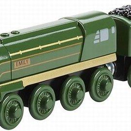 Thomas houten trein: Gestroomlijnde Emily