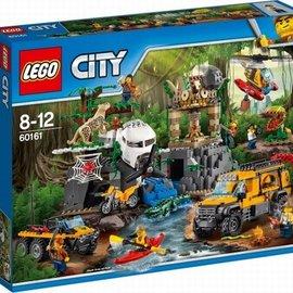 Lego Lego 60161 Jungle onderzoekslocatie