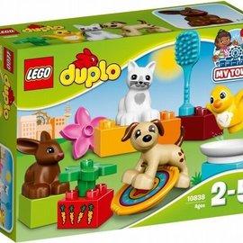 Lego Lego 10838 Huisdieren