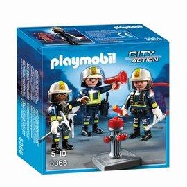 Playmobil Playmobil - Brandweerteam (5366)