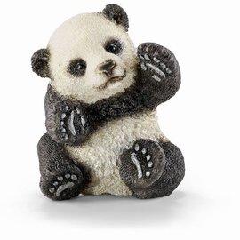 Schleich Schleich 14734 Spelende. jonge Panda