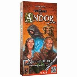 999 Games 999 Games De Legenden van Andor: Nieuwe helden