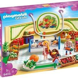 Playmobil Playmobil Kruidenier (9403)