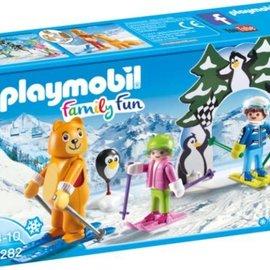 Playmobil Playmobil - Skischooltje (9282)