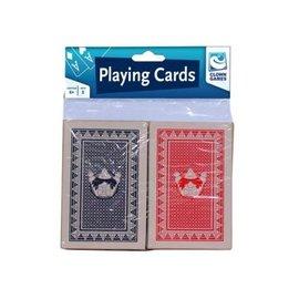 Clown Games 2 sets speelkaarten