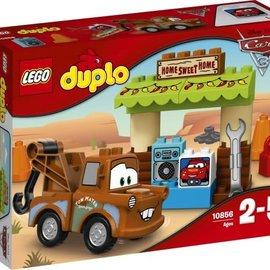 Lego Lego 10856 Cars 3 Takels schuur