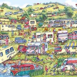 Gibsons Gibsons The Caravan Site (1000 stukjes)