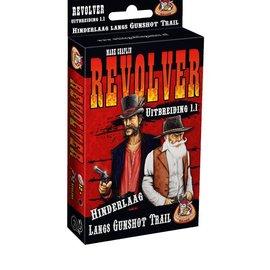 WhiteGoblinGames WGG Revolver 1 uitbreiding 1.1 Hinderlaag langs Gunshot trail
