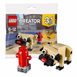 Lego Lego 30542 Schattige mopshond