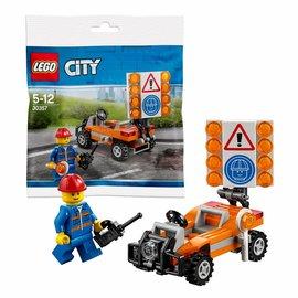Lego Lego 30357 Wegenbouwer