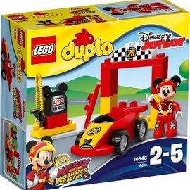 Lego Lego 10843 Mickeys racewagen