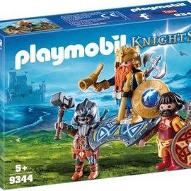 Playmobil Playmobil - Dwergenkoning (9344)