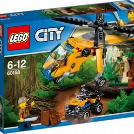 Lego Lego 60158 Jungle vrachthelikopter