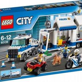 Lego Lego 60139 Mobiele commandocentrale