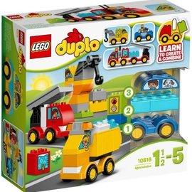 Lego Lego 10816 Mijn eerste wagens en trucks