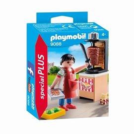 Playmobil Playmobil - Kebabverkoper (9088)