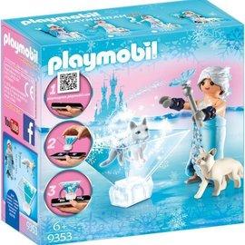 Playmobil Playmobil - Prinses Winterbloesem (9353)