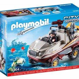 Playmobil Playmobil - Amfibievoertuig (9364)